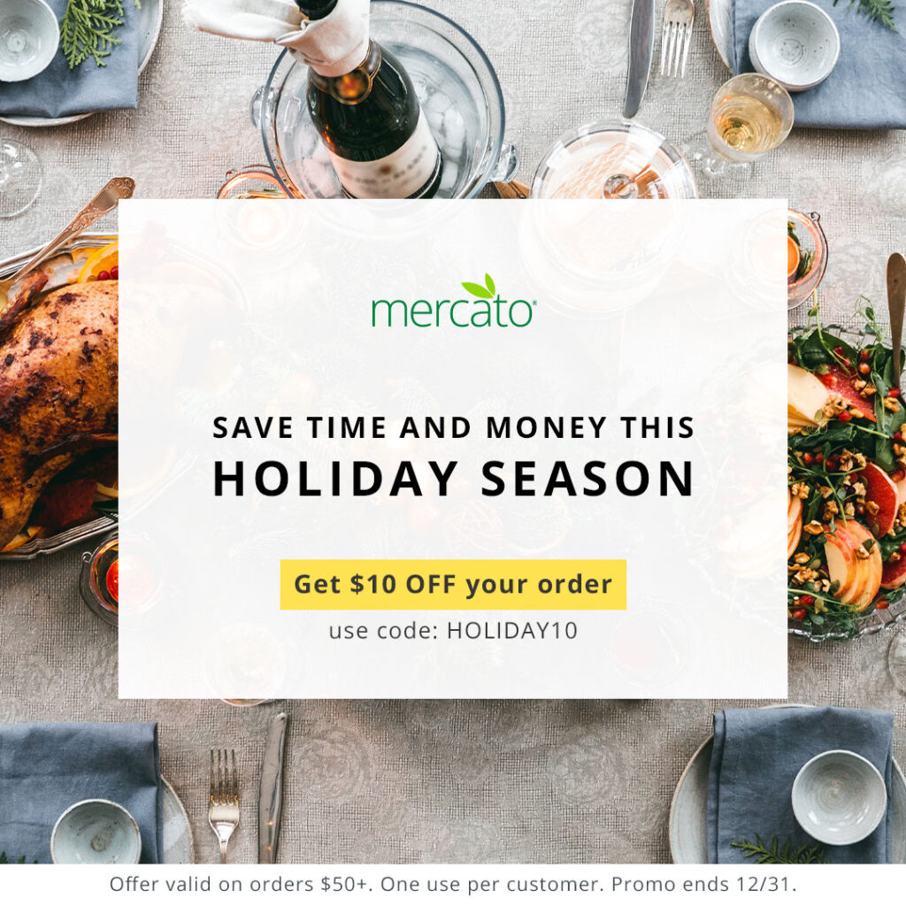 $10 Off Holiday Promotion